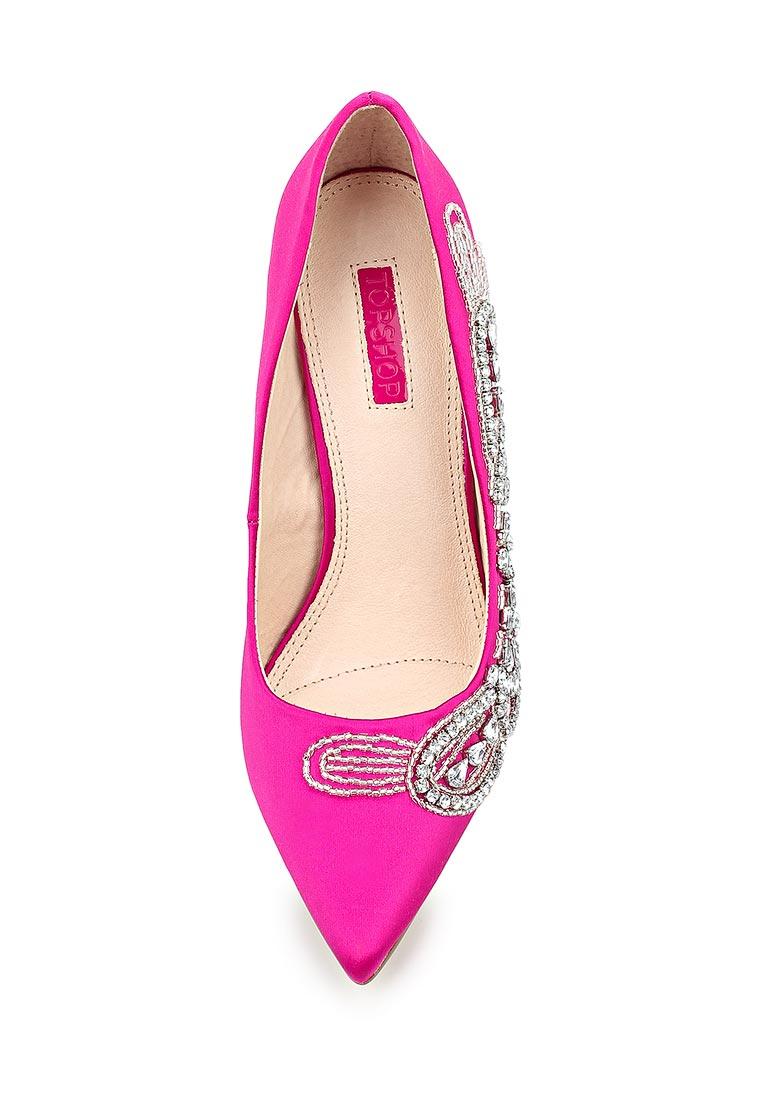 Женские туфли Topshop (Топ Шоп) 32G11MPNK: изображение 4