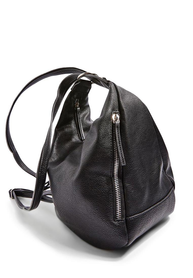 Городской рюкзак Topshop (Топ Шоп) 24P02MBLK