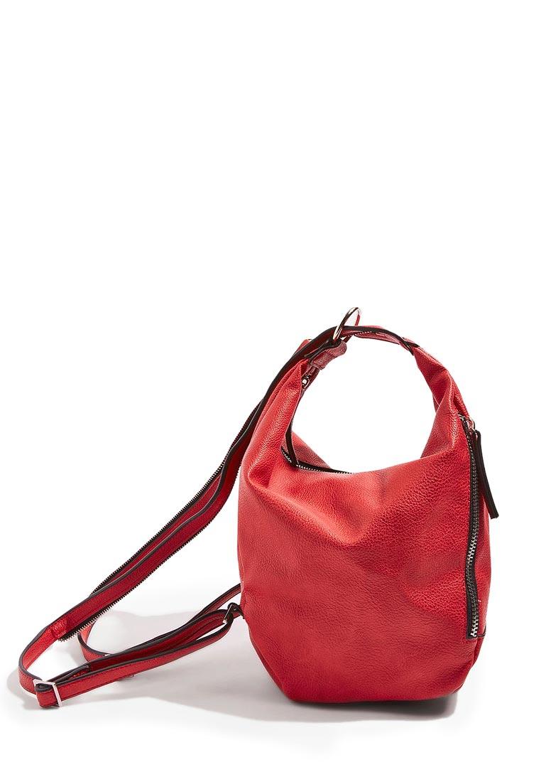 Городской рюкзак Topshop (Топ Шоп) 24P02MRED