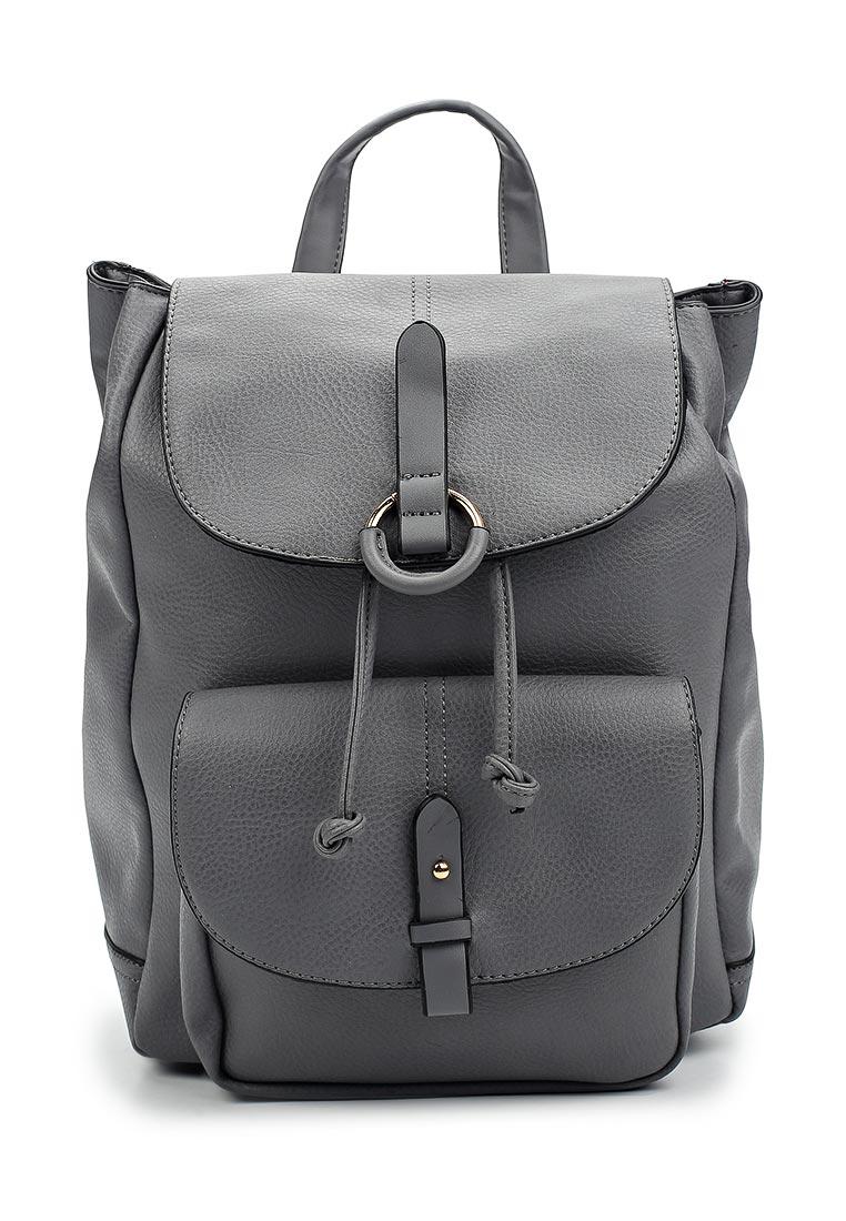 Городской рюкзак Topshop (Топ Шоп) 24P07MGRY