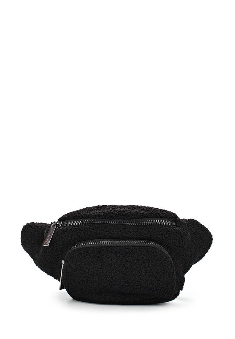 Поясная сумка Topshop (Топ Шоп) 24I08MBLK