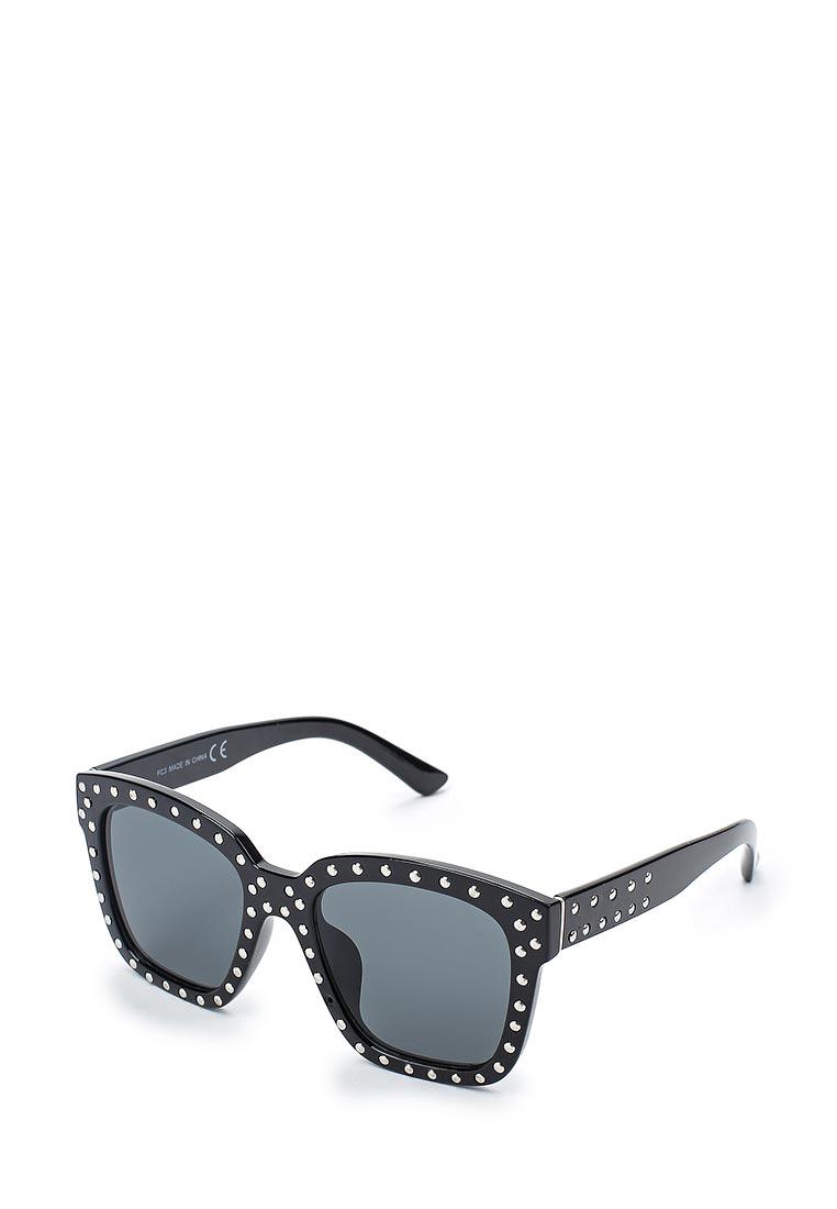 Женские солнцезащитные очки Topshop (Топ Шоп) 22X02MBLK