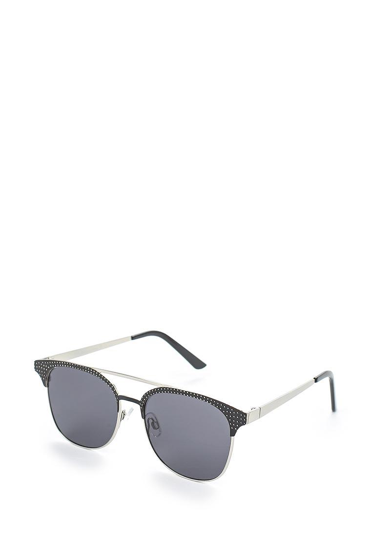 Женские солнцезащитные очки Topshop (Топ Шоп) 22X09MBLK