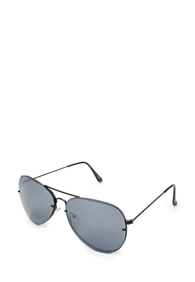 Женские солнцезащитные очки Topshop (Топ Шоп) 22Q01JBLK