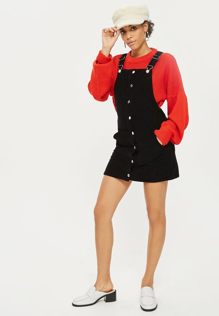 Платье Topshop (Топ Шоп) 05G30MBLK