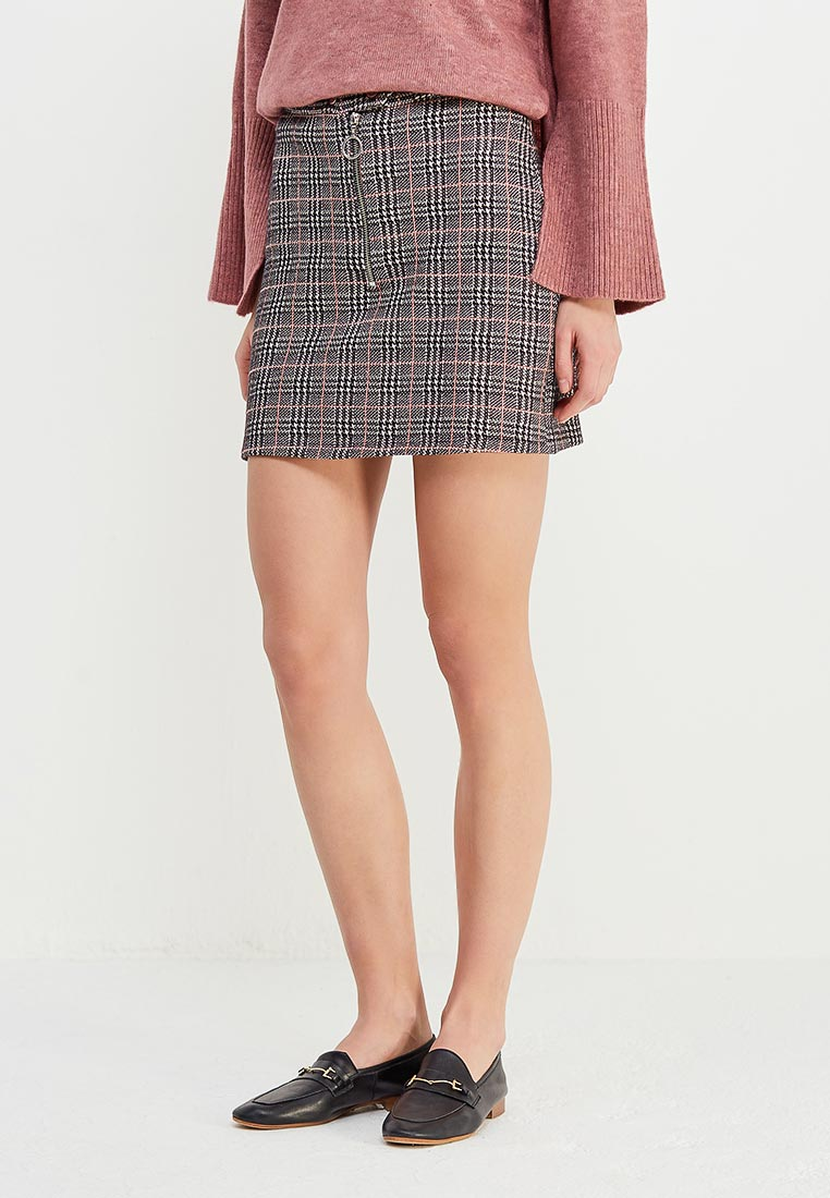 Прямая юбка Topshop (Топ Шоп) 27J01NMON