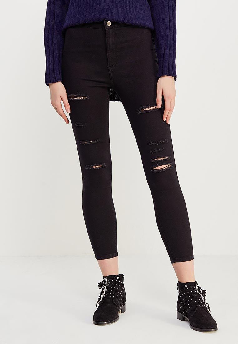 Зауженные джинсы Topshop (Топ Шоп) 02J18MBLK