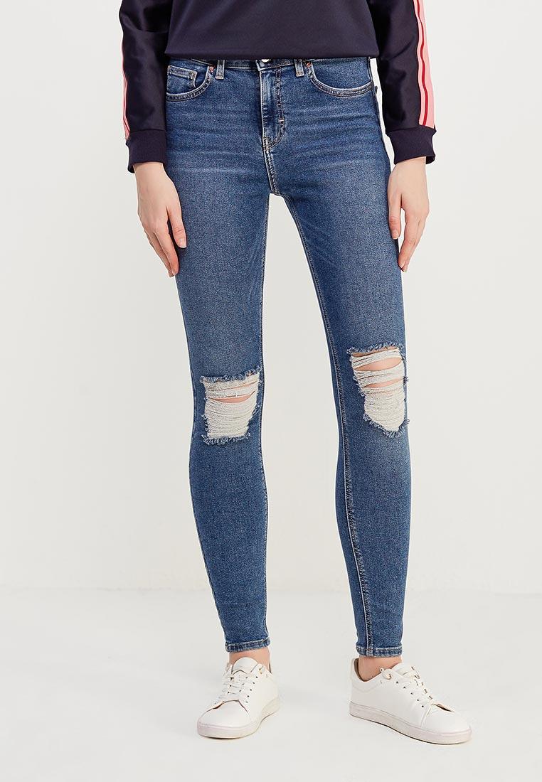 Зауженные джинсы Topshop (Топ Шоп) 02Y21MMDT