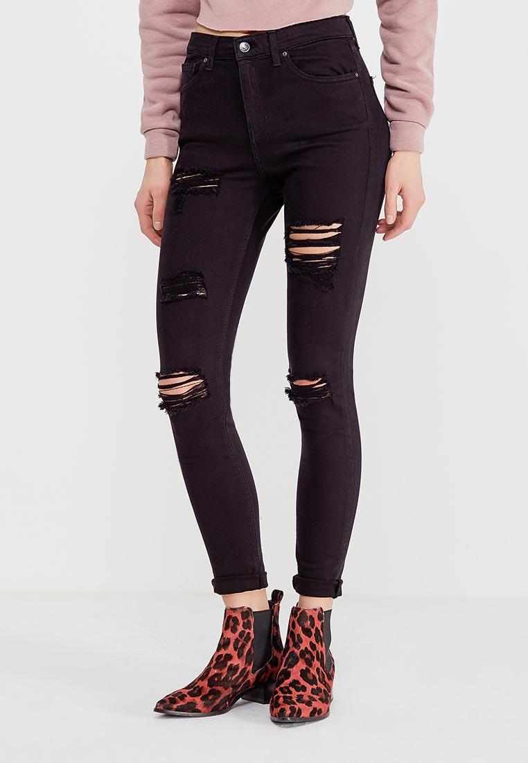 Зауженные джинсы Topshop (Топ Шоп) 02Y24MBLK