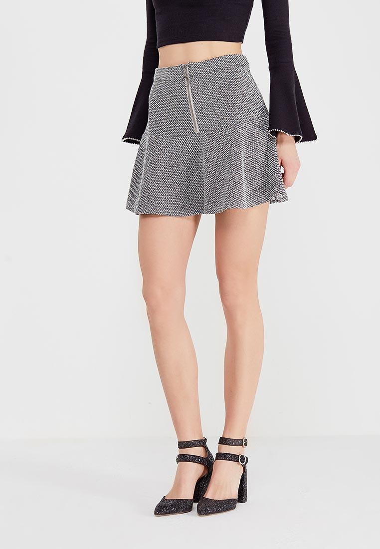 Широкая юбка Topshop (Топ Шоп) 27N07MGRY