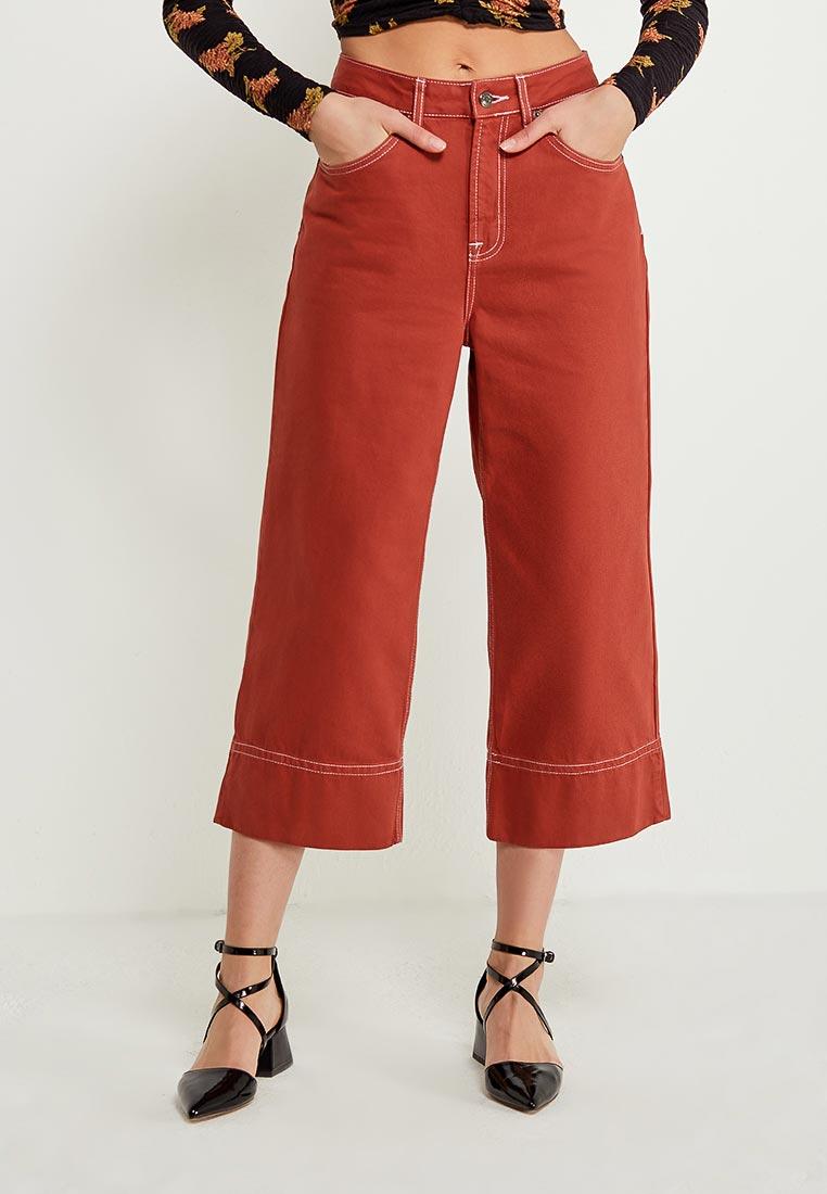Широкие и расклешенные джинсы Topshop (Топ Шоп) 02C01MBGM