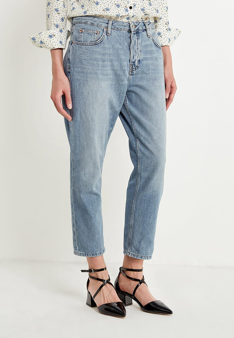 Зауженные джинсы Topshop (Топ Шоп) 02H01MBLC