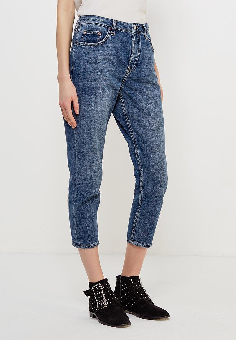 Зауженные джинсы Topshop (Топ Шоп) 02H01MMDT