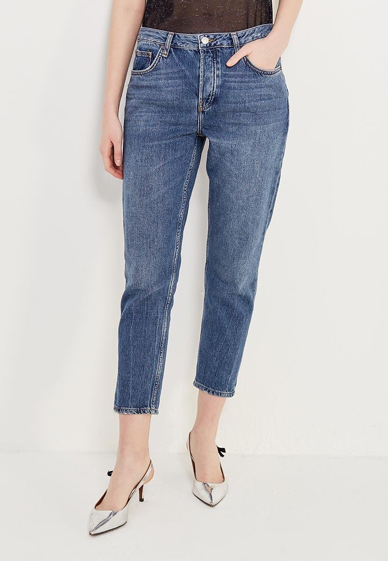 Зауженные джинсы Topshop (Топ Шоп) 02H02MMDT