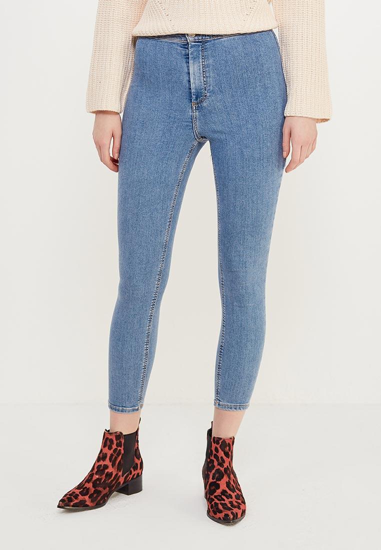 Зауженные джинсы Topshop (Топ Шоп) 02J01MBLC