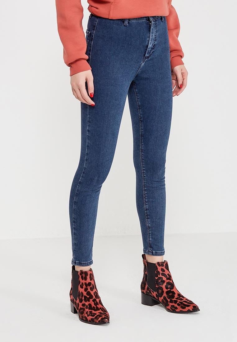 Зауженные джинсы Topshop (Топ Шоп) 02J01MSUL