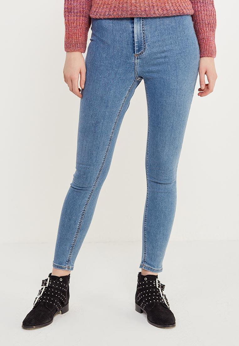 Зауженные джинсы Topshop (Топ Шоп) 02J02MBLC
