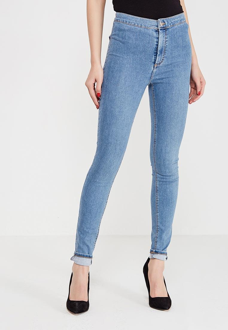 Зауженные джинсы Topshop (Топ Шоп) 02J03MBLC