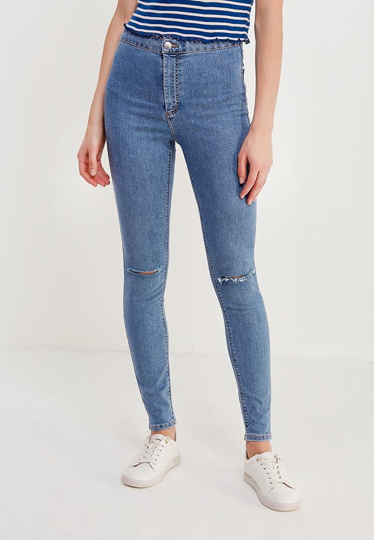 Зауженные джинсы Topshop (Топ Шоп) 02J10MBLC