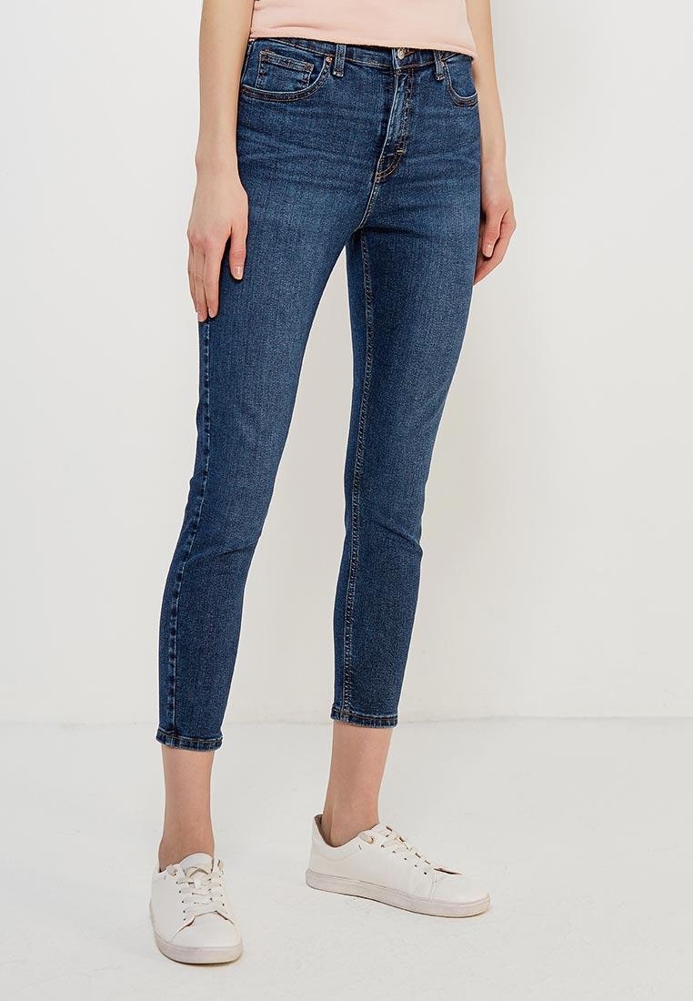 Зауженные джинсы Topshop (Топ Шоп) 02Y04MDIR