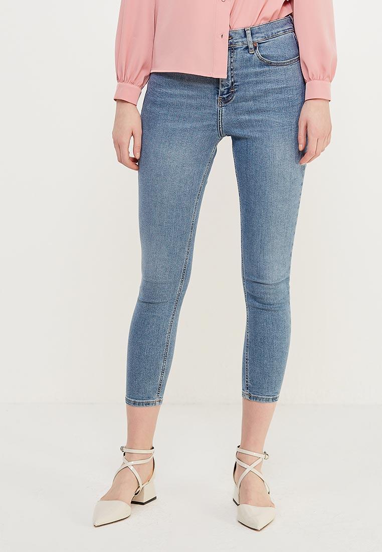 Зауженные джинсы Topshop (Топ Шоп) 02Y06MDIR