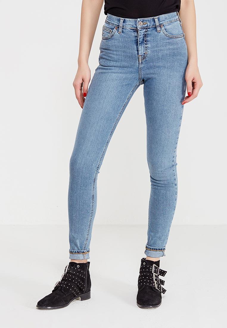 Зауженные джинсы Topshop (Топ Шоп) 02Y38KBLC