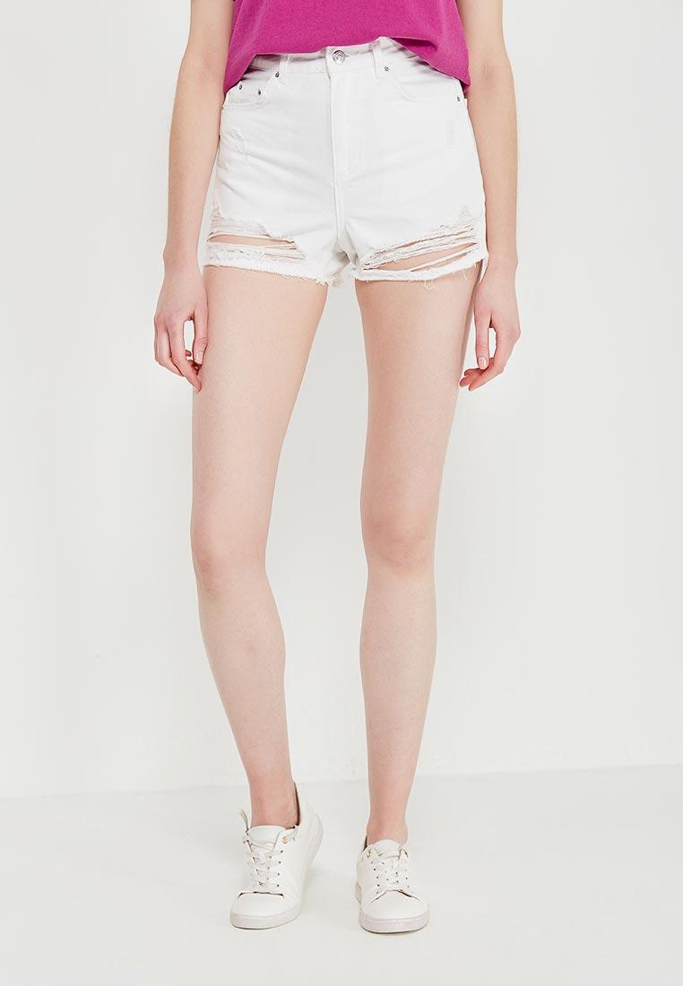 Женские джинсовые шорты Topshop (Топ Шоп) 05A03NWHT