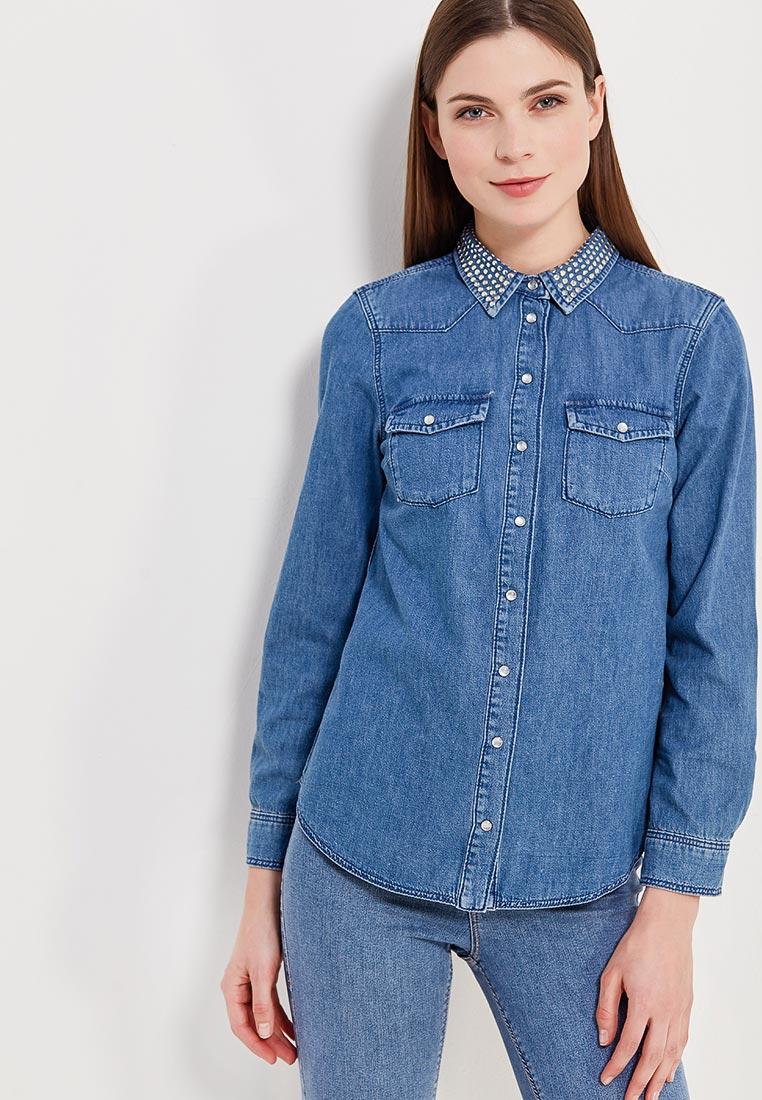 Женские рубашки с длинным рукавом Topshop (Топ Шоп) 05H01NMDT