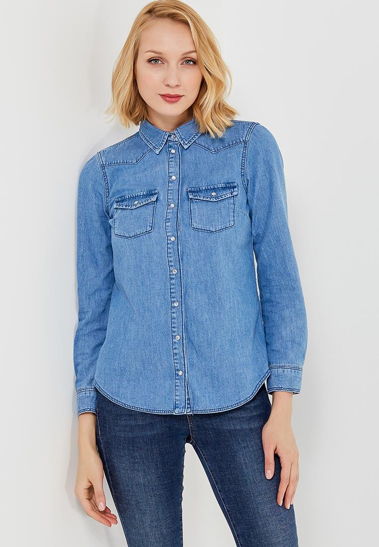 Женские джинсовые рубашки Topshop (Топшоп) 05H02NMDT