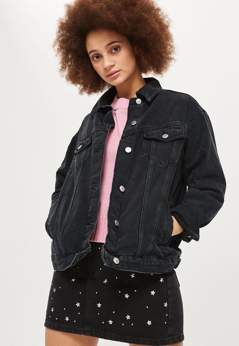 Джинсовая куртка Topshop (Топ Шоп) 05J48MWBK