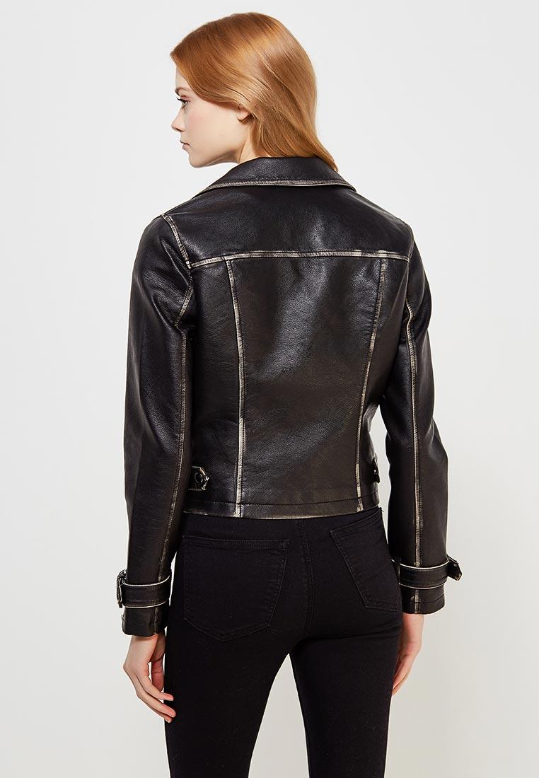 Кожаная куртка Topshop (Топ Шоп) 11C20MBLK
