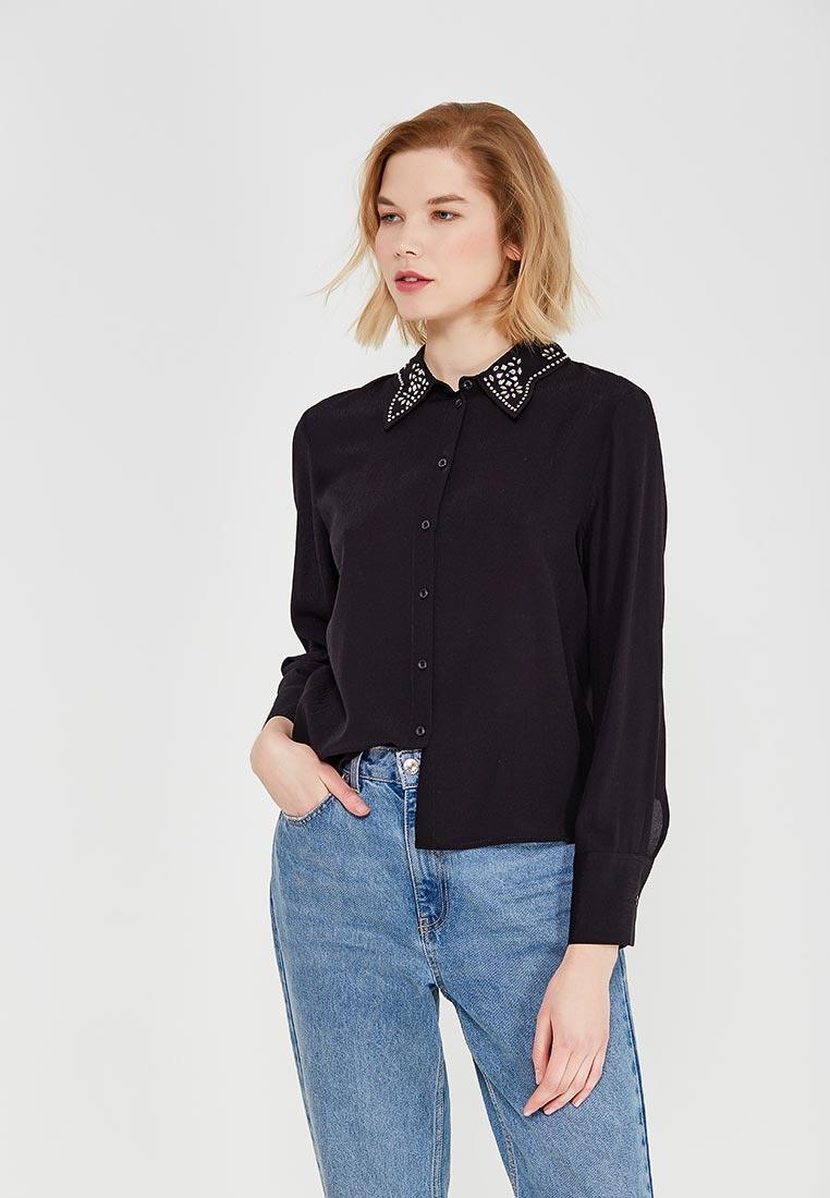 Блуза Topshop (Топ Шоп) 13H03NBLK