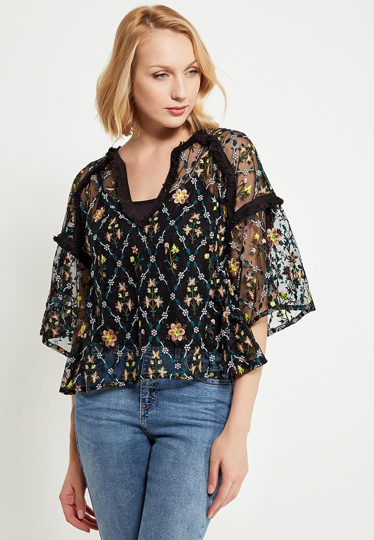 Блуза Topshop (Топ Шоп) 13T01NBLK