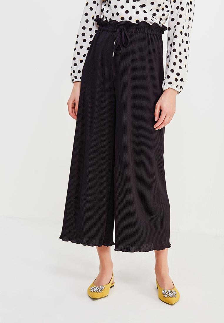 Женские широкие и расклешенные брюки Topshop (Топ Шоп) 16M11NBLK