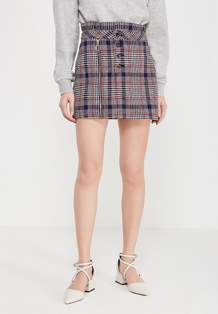 Прямая юбка Topshop (Топшоп) 27M08NMUL