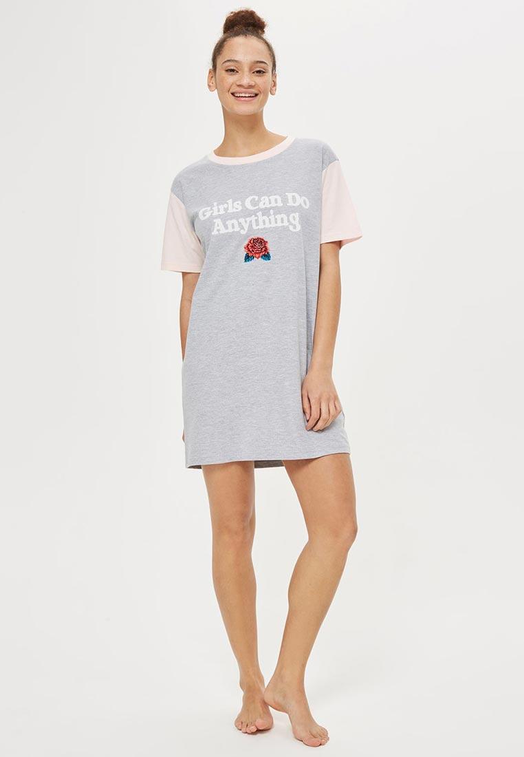 Домашняя футболка Topshop (Топ Шоп) 01T08MPNK