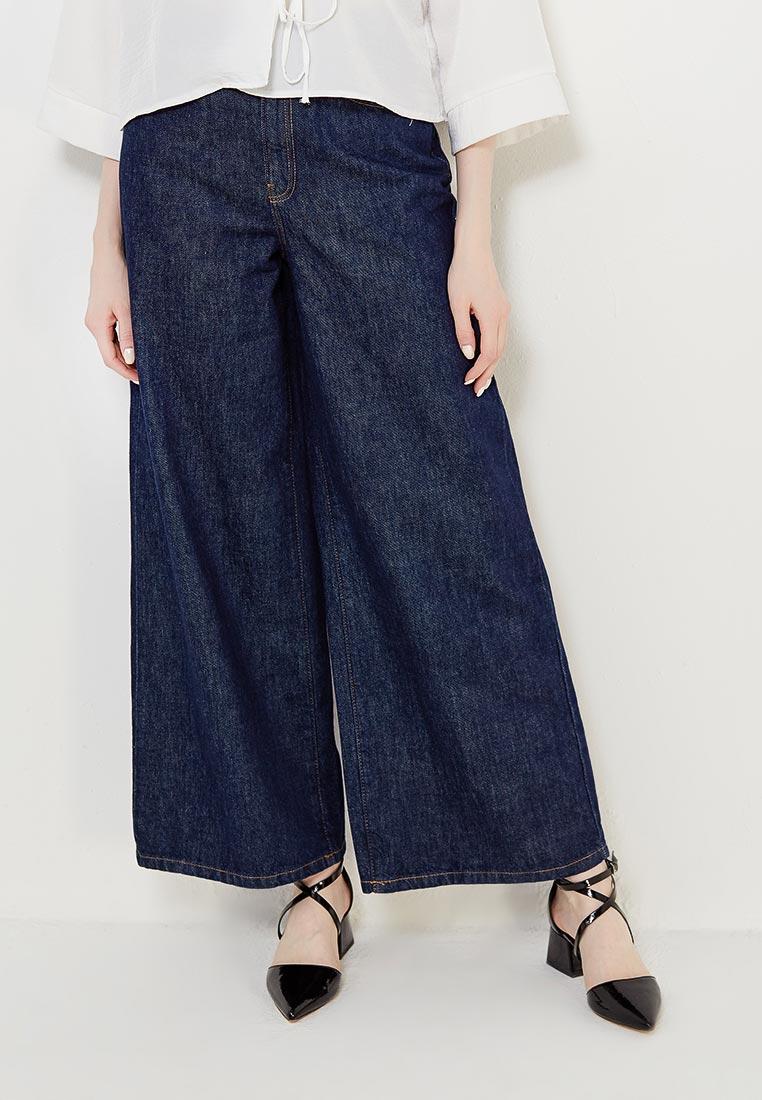 Широкие и расклешенные джинсы Topshop (Топ Шоп) 02C13LIND