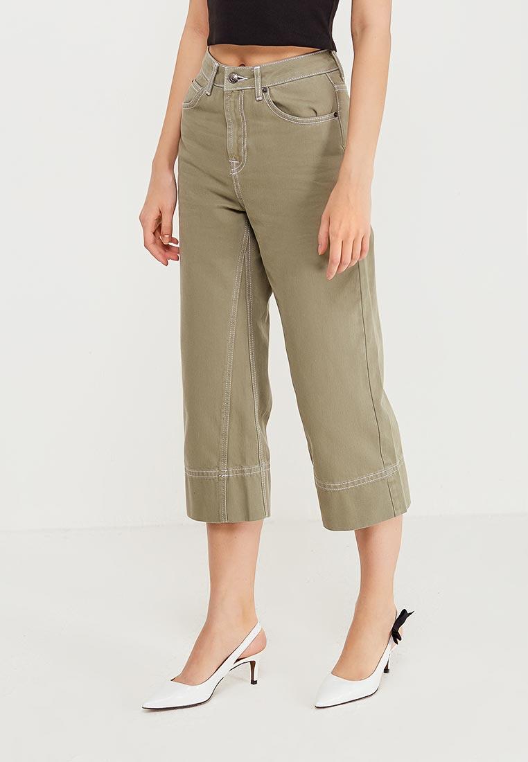 Женские широкие и расклешенные брюки Topshop (Топ Шоп) 02C25MKHA