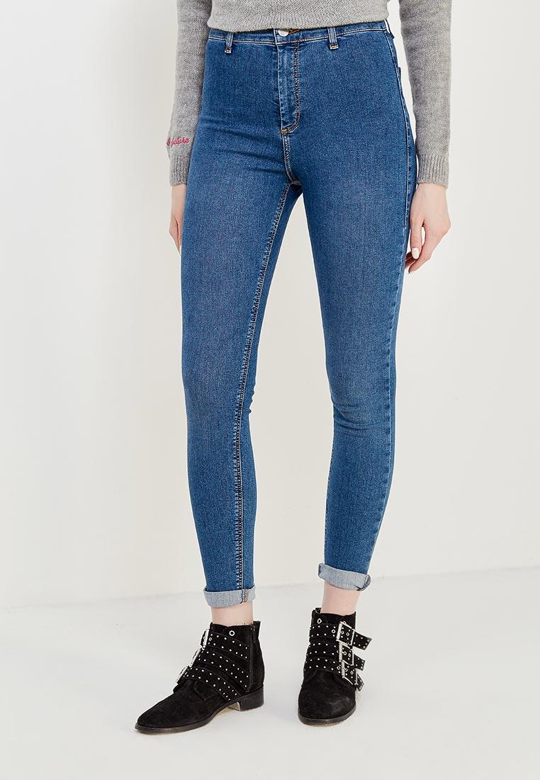 Зауженные джинсы Topshop (Топ Шоп) 02J06MMDT