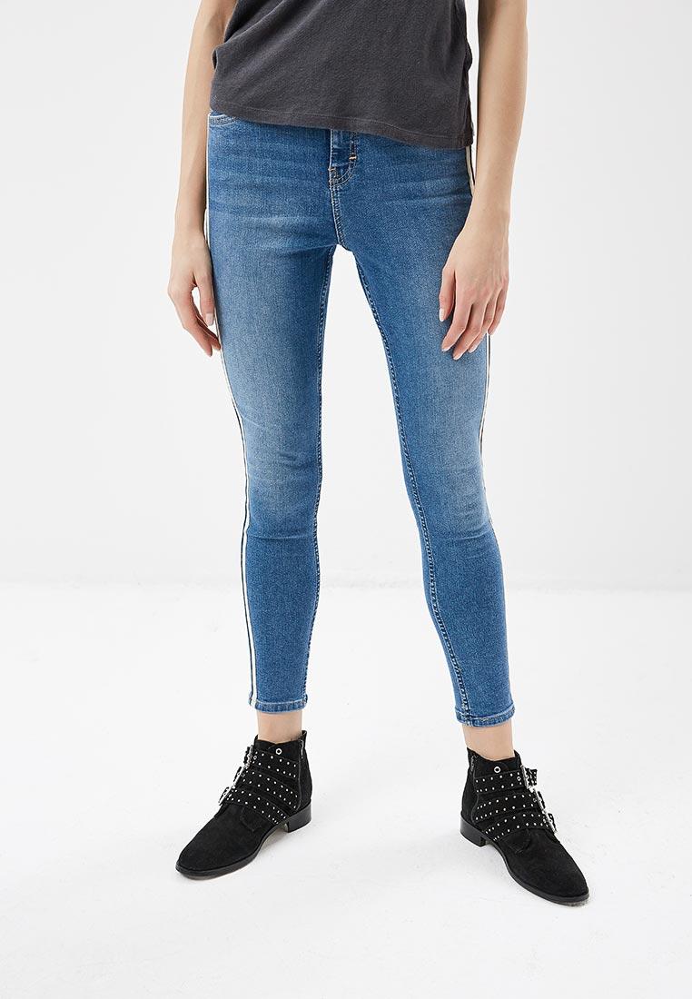 Зауженные джинсы Topshop (Топ Шоп) 02K02MMDT