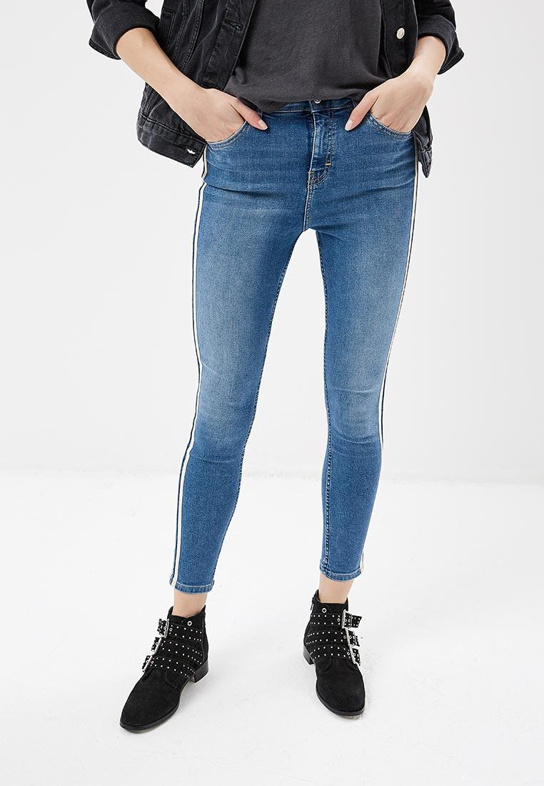 Зауженные джинсы Topshop (Топ Шоп) 02K03MMDT