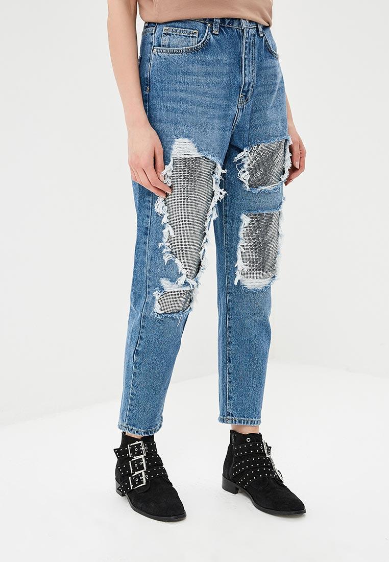 Зауженные джинсы Topshop (Топ Шоп) 02M15MBLC