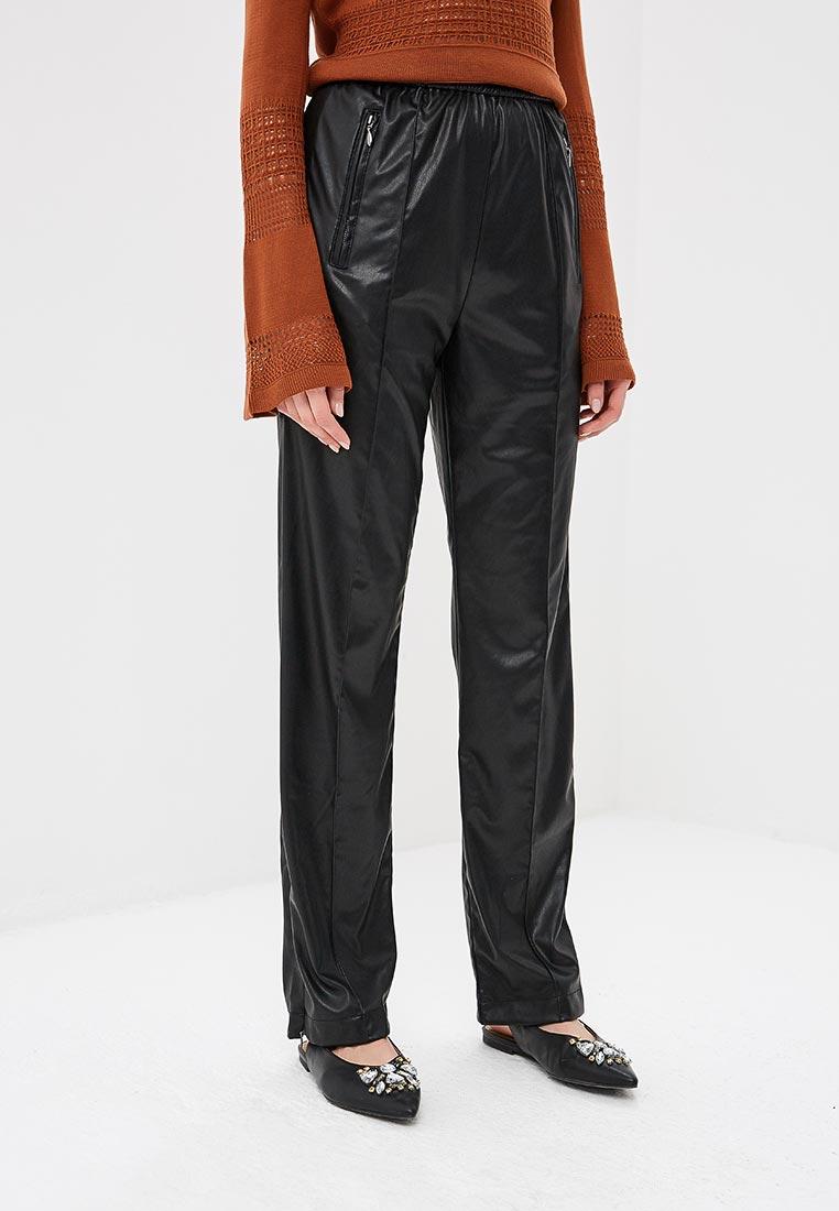 Женские прямые брюки Topshop (Топ Шоп) 16J02NBLK