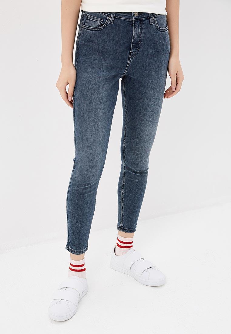 Зауженные джинсы Topshop (Топ Шоп) 02Y01MBBK