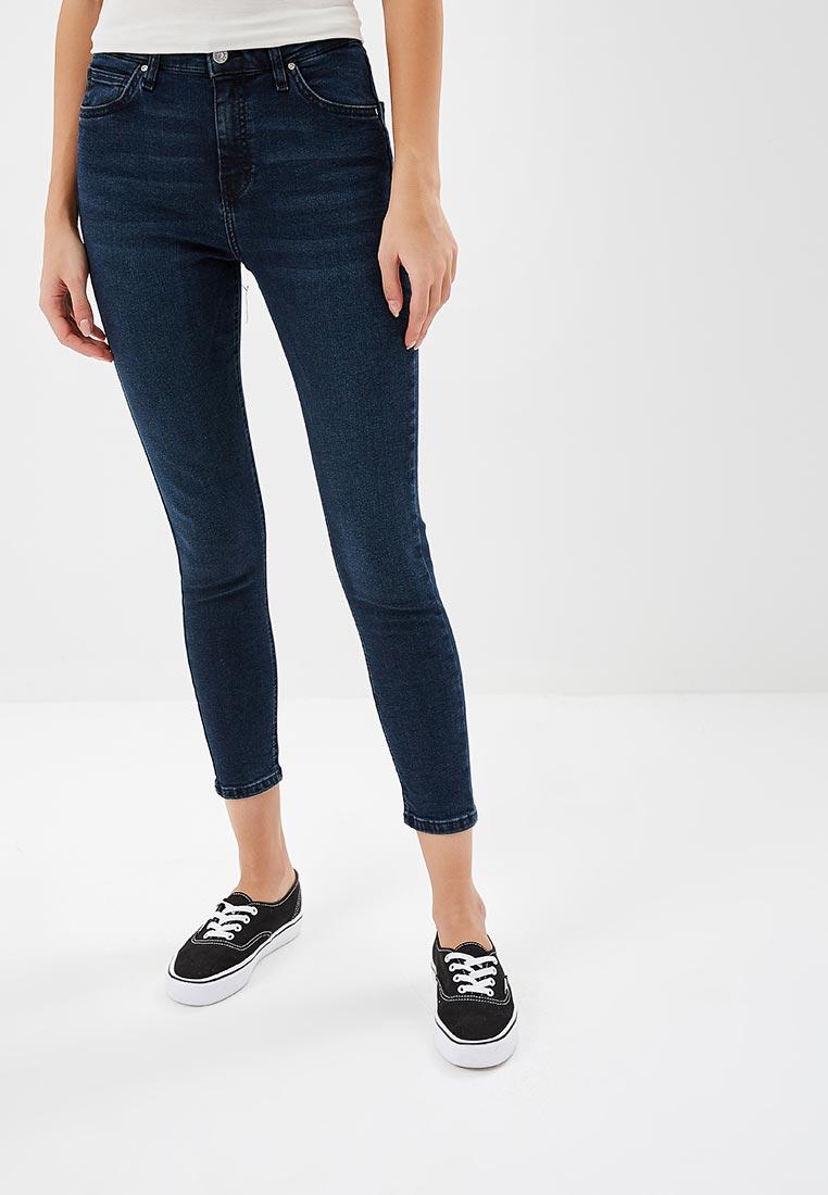 Зауженные джинсы Topshop (Топ Шоп) 02Y05MBBK