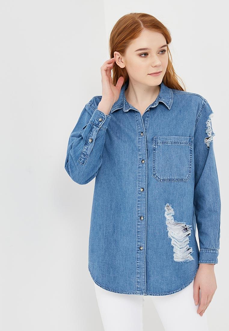 Женские рубашки с длинным рукавом Topshop (Топ Шоп) 05H06NMDT