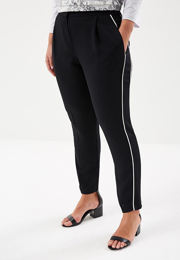 Женские зауженные брюки Topshop (Топ Шоп) 36D02NBLK