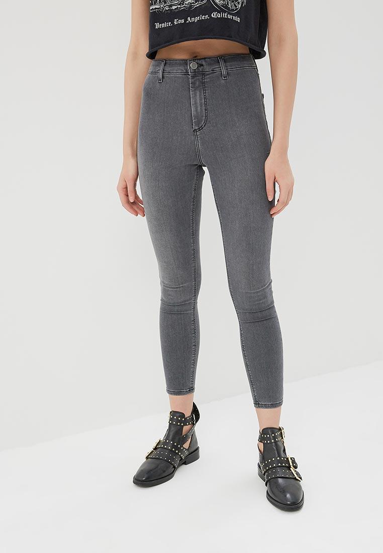 Зауженные джинсы Topshop (Топ Шоп) 02J01MGRY