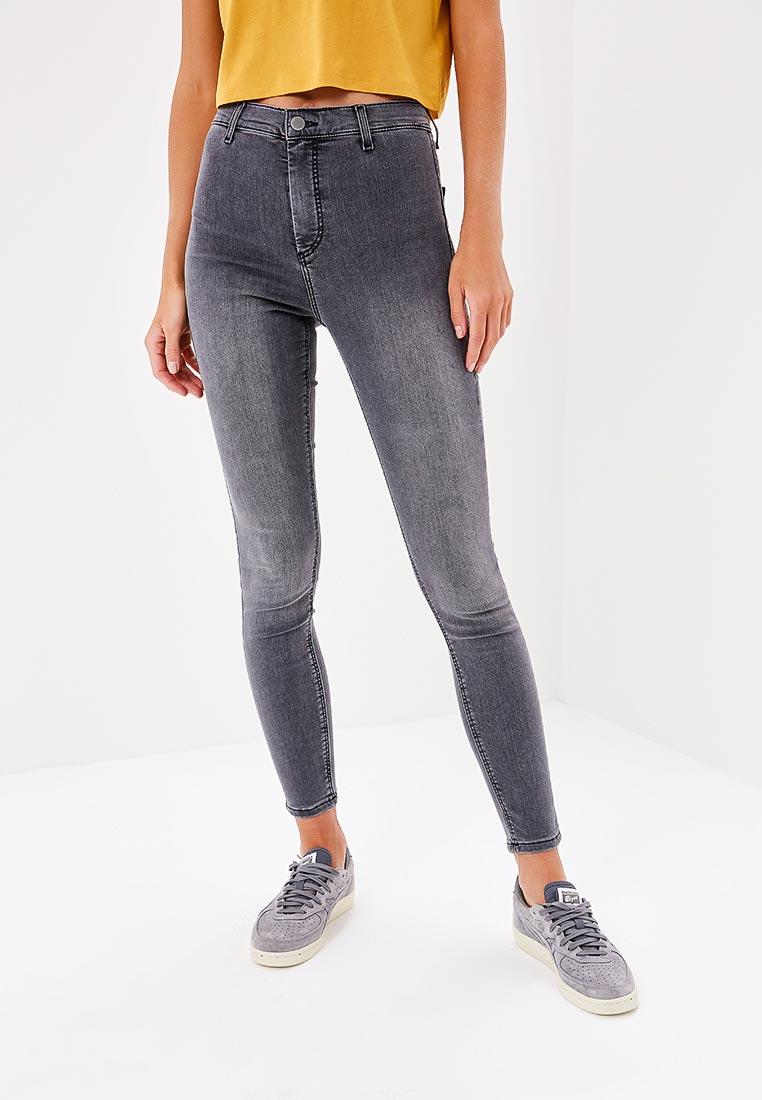 Зауженные джинсы Topshop (Топ Шоп) 02J02MGRY