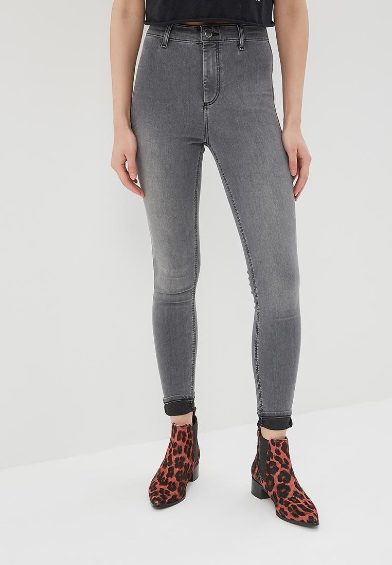 Зауженные джинсы Topshop (Топ Шоп) 02J03MGRY